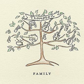 Thompson - familj [CD] USA import