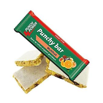 Punchy Bar Multifruit 1 bar van 30g