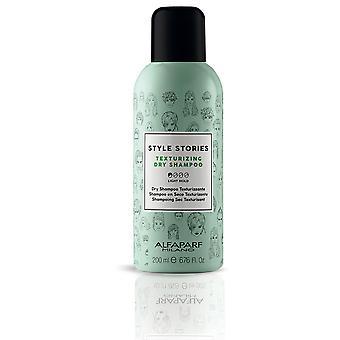 Alfaparf Style Stories Teksturowanie Suchy szampon 200ml dla kobiet