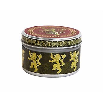 Game of Thrones House Lannister Scented Candle by Insight Editions