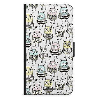 Bjornberry Wallet Case LG G5 - Cute Owls