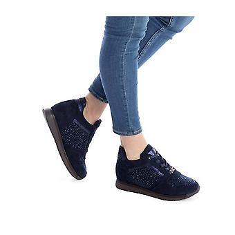 Xti - shoes - sneakers - 48628_NAVY - ladies - navy - EU 35