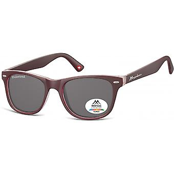 Sunglasses Unisex Havana Wanderer red (MP10)