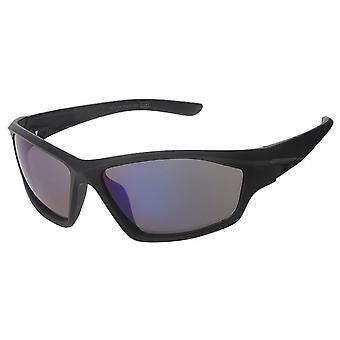 Sunglasses Unisex sport A70149 14.5 cm black/blue