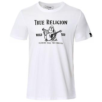True Religion Crew Cuello Chad camiseta