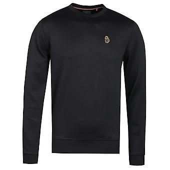 Luke 1977 Trico zwart Sweatshirt