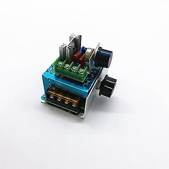 Ac 220v Scr Voltage Regulator Dimming Dimmers, Motor Speed Controller