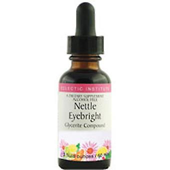 Eclectic Institute Inc Nettles Eyebright, 2 Oz Alcohol free