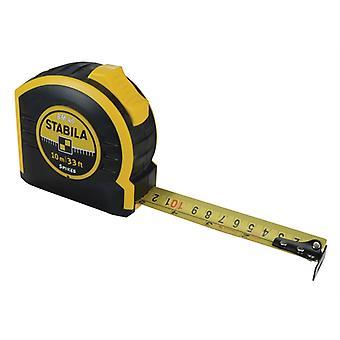Stabila BM 40 Pocket Tape 10m/33ft (Width 27mm) STBBM4010