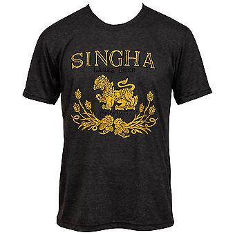 Singha Beer Vintage Style T-paita
