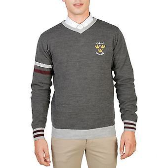 Oxford university men's v-neck sweater - oxford_tricot-vneck