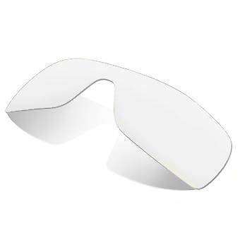 عدسات استبدال ل Oakley Batwolf النظارات الشمسية المضادة للخدش وضوح الشمس