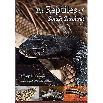 De reptielen van South Carolina