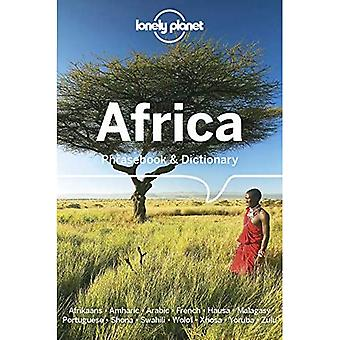 Lonely Planet Africa Phrasebook & Dictionary (Phrasebook)
