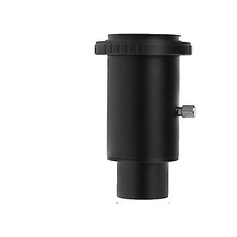 aluminium T2 adapter teleskop forlengelse tube, 1,25 tommers teleskop mount