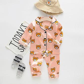 Silk Autumn's Pyjama Lovely Bear Cartoon
