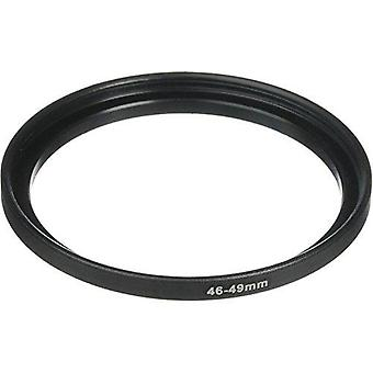 Phot-r® 46-49mm metal step-up ring adapter for camera filters and lenses 46 - 49mm