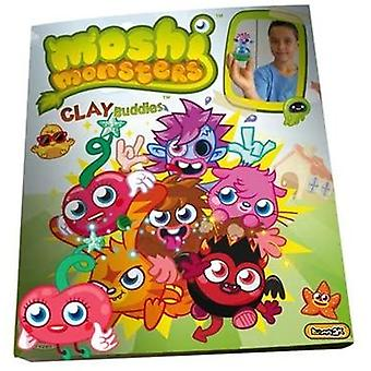 Moshi Monster Clay Buddy Deluxe Pack - LUVLI