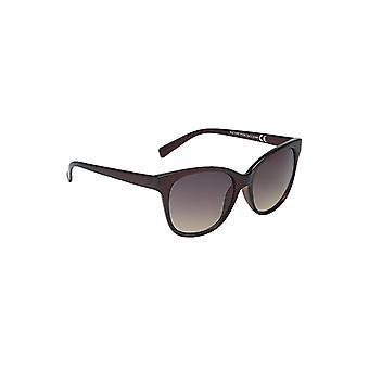 لوش المرأة دينا كور النظارات الشمسية براون