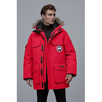 Canada Goose Down Expedition Parka Jacket Mens Winter Hooded Warm Coat