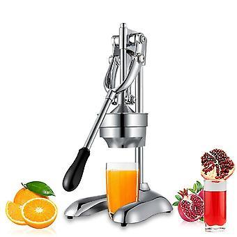 Rozsdamentes acél citrus gyümölcs facsaró gyümölcsprés gyümölcs prés gép