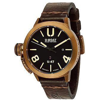 Mens Watch U-Båt 7797, Automatisk, 47mm, 10ATM