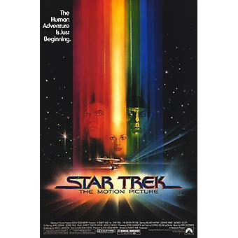 Star Trek the Motion Picture Movie Poster (11 x 17)