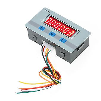 Digital Counter Modul, Electronic Totalizer With Signal Interface Times