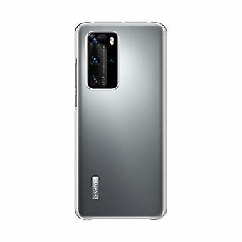 Cubierta móvil Huawei P40 Pro Flexible Transparent