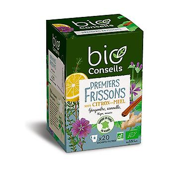 Organic First Chills Infusion 20 units