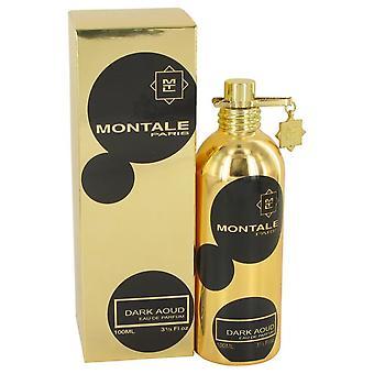 Montale sombre Aoud Eau De Parfum Spray (Unisex) par Montale 3.4 oz Eau De Parfum Spray