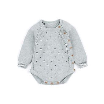 Novorozená podzimní zima - kojenecké svetry