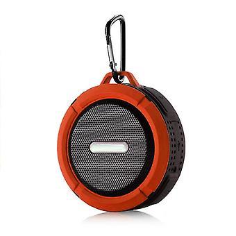 في الهواء الطلق ماء bt المتكلم، ومكبر الصوت المحمولة اللاسلكية مع تعزيز صوت 3d ستيريو باس
