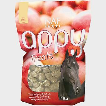 New NAF Appy Treats (1kg) Red