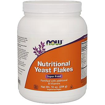 Now Foods Nutritional yeast flakes 284 g