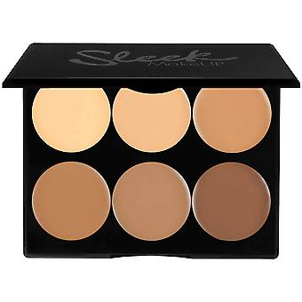 Sleek Make Up Cream Contour Kit Medium