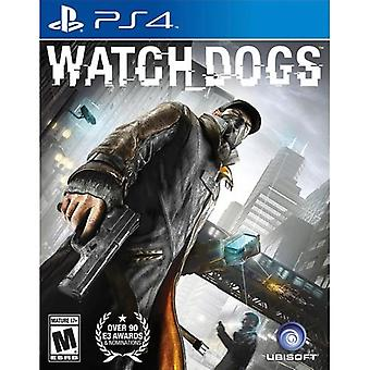 Watch Dogs Ps4 Original Playstation 4 Game