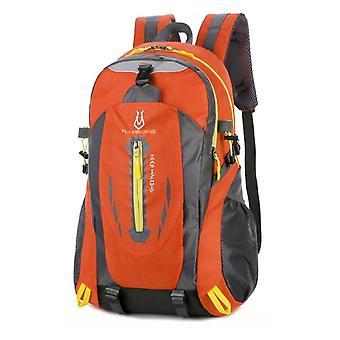 Large Sport Cycling Backpack, Outdoor Edc Tactical Softback, Waterproof,