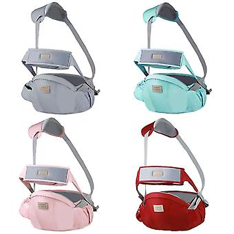 Front Facing Newborn Hip Seat Infant Carrier - Wrap Pouch Holder