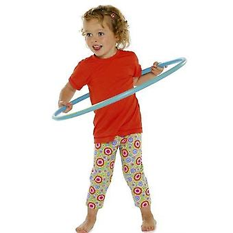 Burda Sewing Pattern 9615 Girls Childs Close Fitting Leggings Size 3-13