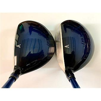 Golf Clubs, Fairway Woods, Shafts With Head Cover