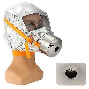 Hätäuloshoito ja palomiehet palo happinaamari / myrkyllinen suodatin
