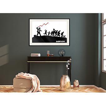 Juliste - Banksy: Whip-60x40