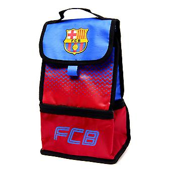 FC Barcelona Official Fade Insulated Football Crest Lunch Bag
