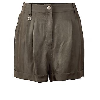 Holland Cooper Pleated Safari Shorts