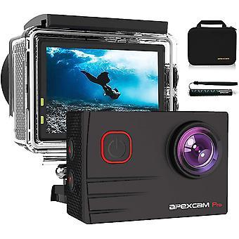 FengChun Pro Action Cam 4K 20MP Sportkamera WiFi Unterwasserkamera 2.4G Fernbedienung Wasserdicht