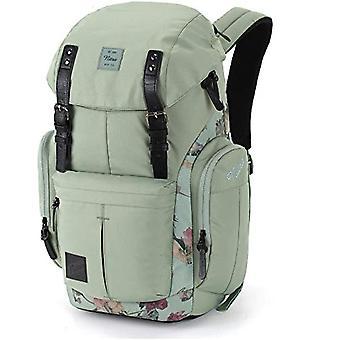 Nitro DAYPACKER'18, Unisex-Adult Backpack, Dead Flower, 18x46x30cm / 32 Liter