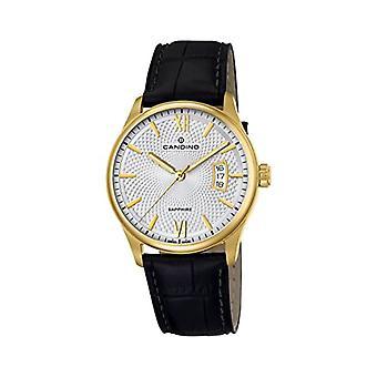 Classic Analog Quartz Candino Wristwatch C4693/1