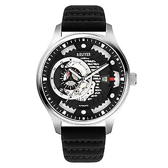 s.Oliver Automatic Watch SO-3941-LA