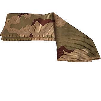 Mens tactische sjaal, militaire camouflage mesh, sniper gezicht sjaals voor volwassenen,
